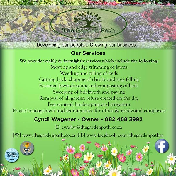 Garden and pest control services